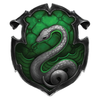 Sorted in Slytherin